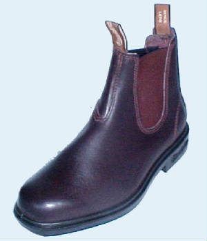 Blundstone 059 brown boot