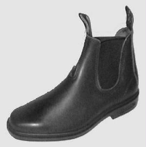 Blundstone 063 black boot